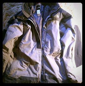 Heavy Northface Winter Coat